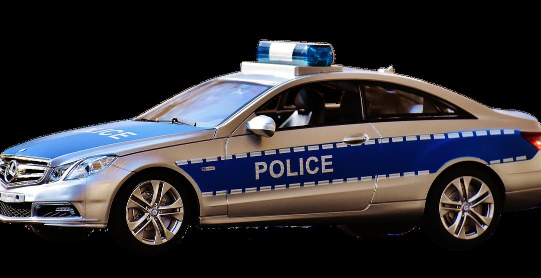 Eins, zwei, Polizei!